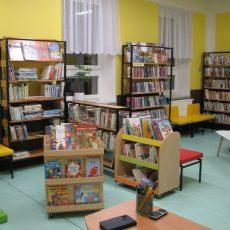 Rekonstrukce knihovny 2020